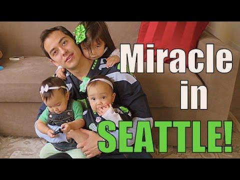 Miracle in Seattle-  January 18, 2015 ItsJudysLife Vlogs