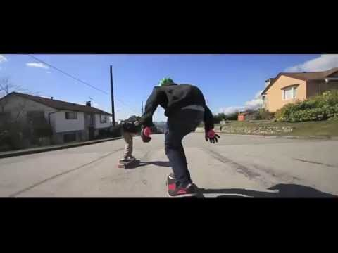 MotionBoardShop: Charlie and Nick Skate North Vancouver