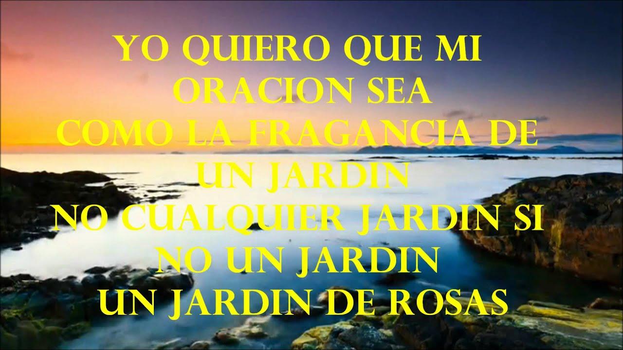 Jardin de rosas annette moreno letra youtube for Annette moreno y jardin