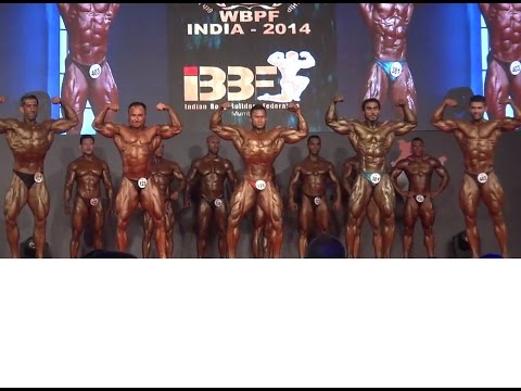 Mr World 2014 Final round Sangram Chougule  wins the Competition!