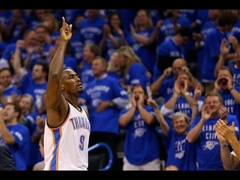Serge Ibaka Returns to Power the Thunder to the Win