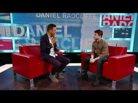 Daniel Radcliffe on George Stroumboulopoulos Tonight: INTERVIEW