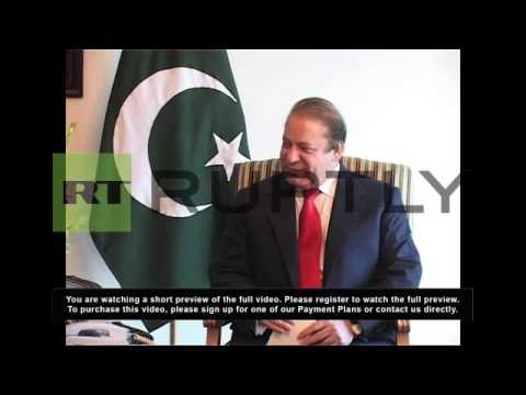 Pakistan: Drones in focus as Hagel and Sharif meet