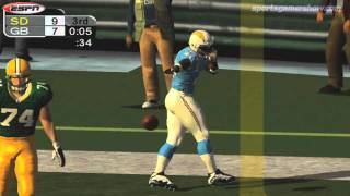 SportsGamerShow Madden NFL 12 Vs NFL 2K5