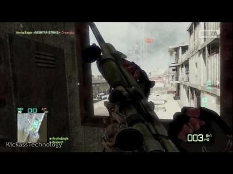 Battlefield: Bad Company 2: Sniper