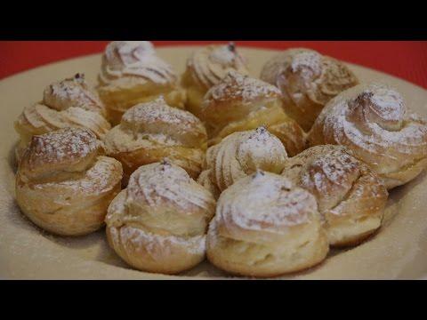 Cách làm bánh Su Kem của Pháp ngon