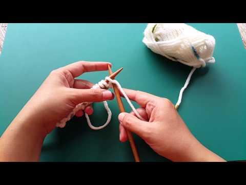 Belajar Merajut / Knitting Untuk Pemula [Bahasa Indonesia]