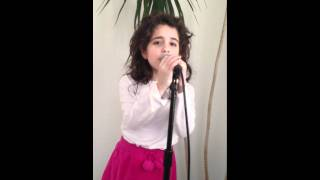 Brianna Rose Sings Firework Katy Perry 8 Years Old A