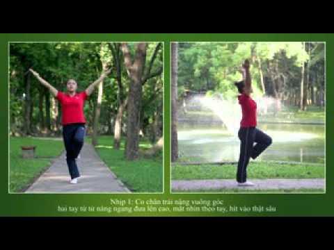 Bài thể dục Buổi sáng dành cho Học sinh