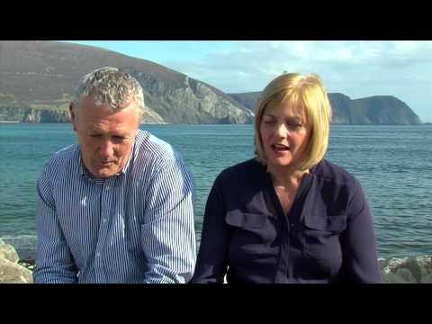 ACHILL ISLAND SEA SALT   Marjorie & Kieran O'Malley