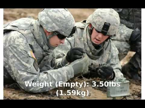 M18 Claymore Anti-Personnel Mine (1960)  Full Specs Specs
