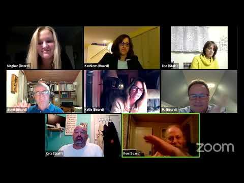 Plattsburgh Zoning Board of Appeals Meeting  10-19-20