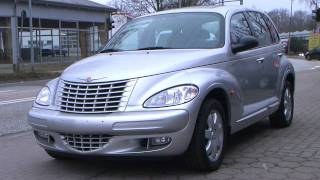 2008 Chrysler PT Cruiser and 2003 Chrysler PT Cruiser GT videos