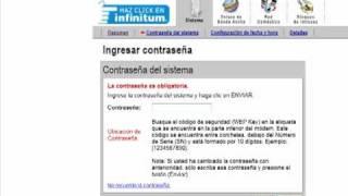 Como Cambiar El Nombre Y La Contraseña De Tu Modem Telmex