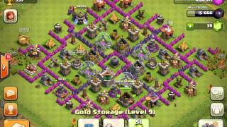 Page 1 of comments on Clash of Clans Town Hall Level 9 Farming (Under