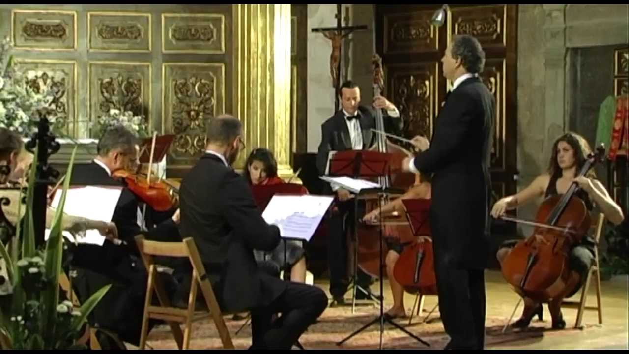 Handel passacaglia in g minor version string orchestra for Chamber l orchestre de chambre noir