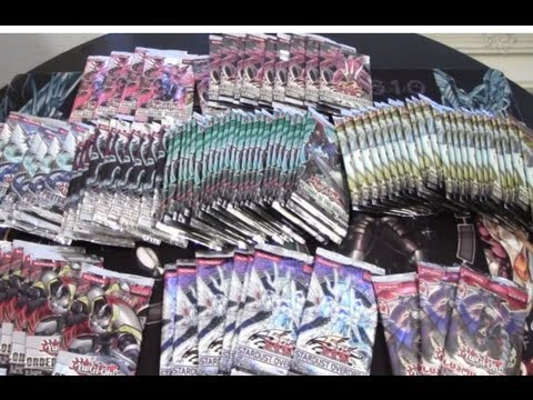 Opening 104 Yugioh Random Packs My Biggest Opening on YouTube Epic Holos