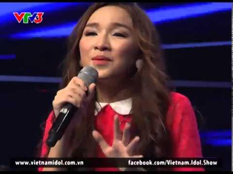 Vietnam Idol 2012 - Hãy Mỉm Cười - Thảo My hát sing-off