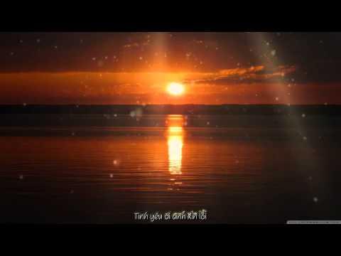 Tình Yêu Ơi Anh Xin Lỗi - Kasim Hoàng Vũ [ Vietsub + Kara]