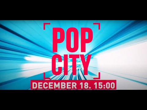 Pop City - Christmas Edition - live @Music Channel -2020.12.18. 15.00