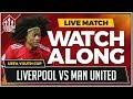 Liverpool vs Manchester United LIVE Watchalong UEFA YOUTH League Cup