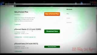 How To Download Utorrent For Free (windows Vista)