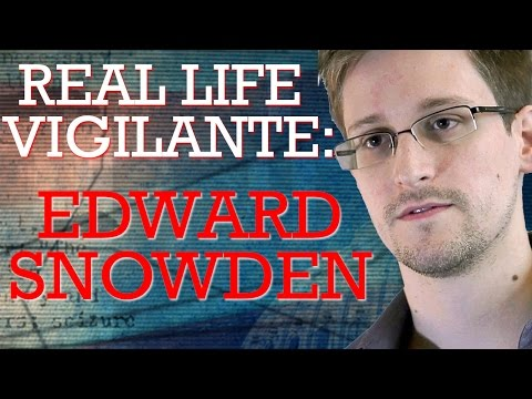 Real Life Vigilante: Edward Snowden | Jesse Ventura Off The Grid - Ora TV