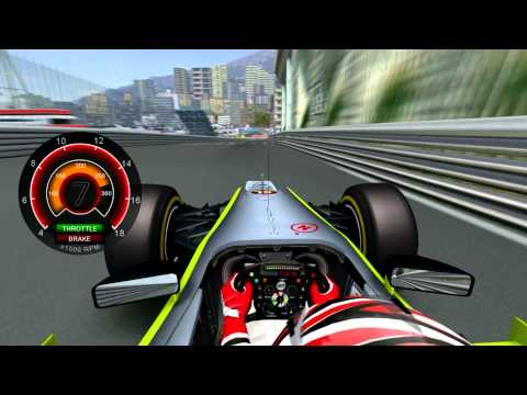 2013 Precision Motorsports Hotlaps - FSR Round 4: Monte-Carlo, Monaco