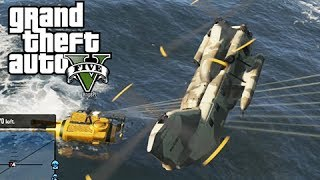 GTA 5 Online Commentary: A Sticky Situation