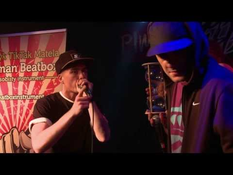 Mic Bandit vs Emeren - Final - Polish Beatbox Battle - BBB³TV
