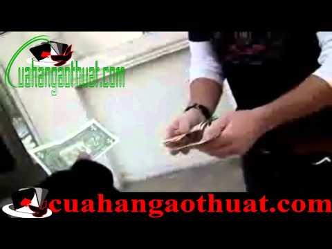 dạy làm ảo thuật đường phố biến giấy thành tiền profet cực kì từ cơ bản đến nâng cao