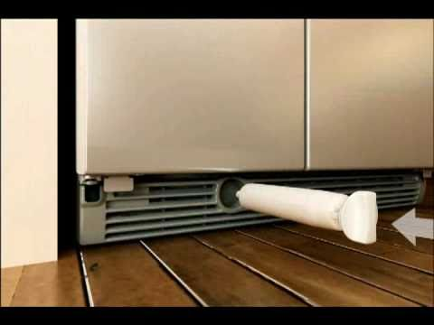 whirlpool refrigerator how to change water filter