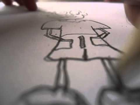 tutorial de desenhar um boneco