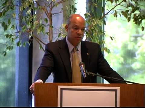 Keynote Address: The Honorable Jeh Johnson