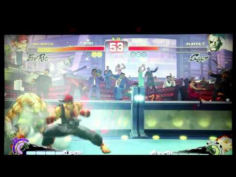 Shadowloo SoL T Presents: Evil Ryu Tricks, Tips + Mini Combo Video