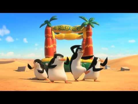 Os Pinguins de Madagascar - Trailer Teaser Oficial Dublado