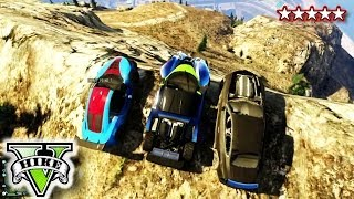 GTA 5 SUPER OFF-ROADING! GTA Business Weekend Event