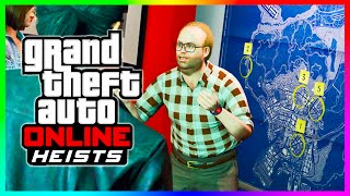 GTA 5 Online Heist LOCATIONS Prison Break Heist