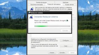 Como Crear Un Punto De Restauracion En Windows 7 Y Vista