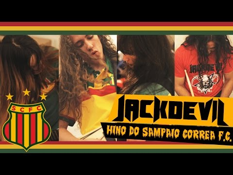 JACKDEVIL - HINO DO SAMPAIO CORRÊA F.C. (OFFICIAL VIDEO)