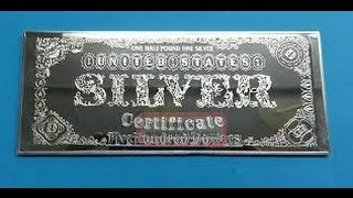 Silver Is Insurance Against A Dollar Collapse!! / Channel