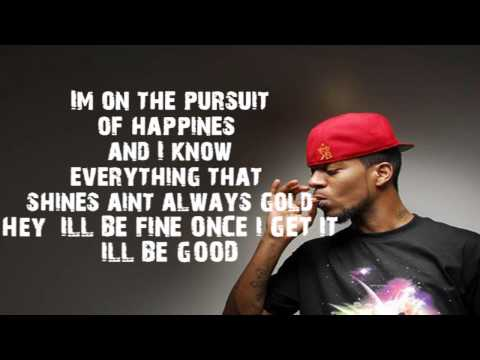 Kid Cudi - Pursuit of Happiness (lyrics) [HQ]