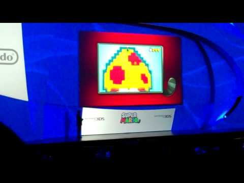 CGR E3 2011 Adventure Pt43: Super Mario Bros. 3DS and Starfox 64 3D