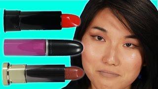 Lipstick Haters Wear Lipstick For A Week