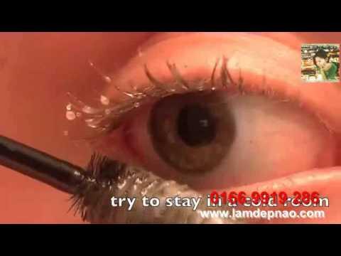 Mascara Dầu Dừa - Dưỡng mi dài cong vút tự nhiên siêu nhanh