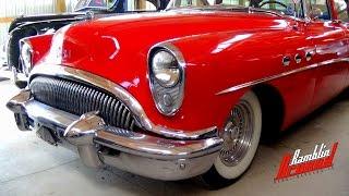 1954 Buick Sedan 264 Nailhead V8 from Country Classic Cars