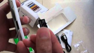 How To Insert Micro SD Card Into Samsung Galaxy Ace