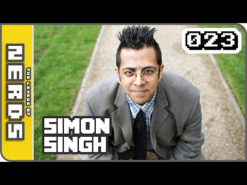 #023 - Simon Singh and Libel Law - The League of Nerds