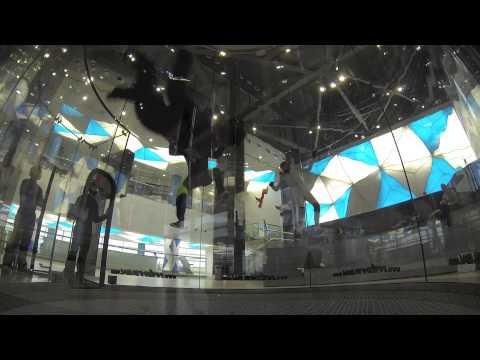 Chrisnas erster Versuch Dynamic 4way im Inflight Dubai
