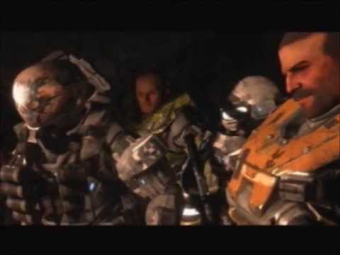 Halo Reach (THE MOVIE) part 2